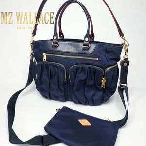 MZ Wallace Bedford Abbey Tote Convertible Satchel